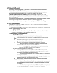 PSYB65H3 Chapter Notes - Chapter 16: Cerebral Palsy, Headache, Intellectual Disability