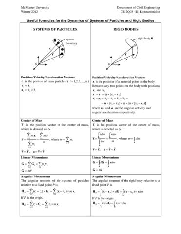 civ-eng-2q03-lecture-1-system-particle-vs-rigig-body-dynamics