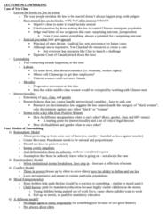 SOC216H5 Study Guide - Final Guide: Precedent, Saskatoon Freezing Deaths, Moral Panic