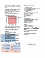 APA 2312 Lecture Notes - Lecture 19: Hyperventilation, Cardiac Output, Embolism