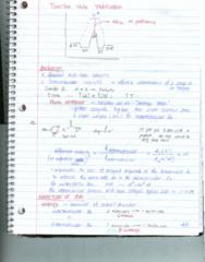 BIOC 4701 Lecture Notes - Lecture 17: Reagent