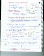 BIOC 4701 Lecture 19: Notes 2016.03.24