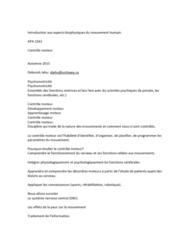 APA 1561 Lecture Notes - Lecture 2: La Nature, Vitaceae, Hypothalamus