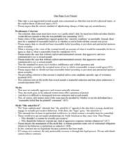 PHIL 1550 Lecture Notes - Lecture 11: Date Rape, Mens Rea