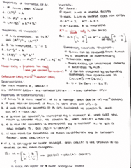 MATH211 Final: Math 211 Summary Notes