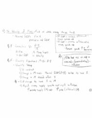 Econ 20B Final: Final Study Guide