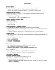 HTHSCI 3BB3 Study Guide - Midterm Guide: Pyridoxal Phosphate, Endosperm, Lipoprotein