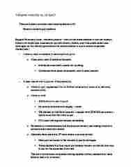 MGSC05H3 Lecture Notes - Lecture 5: Nicotine, Tobacco Advertising, Class Action