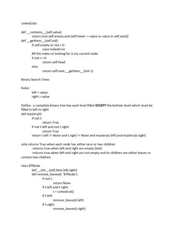 csc148h5-midterm-03-04-16-friday-test