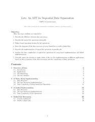 CMPT 115 Lecture 8: lists-notes