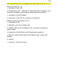 ECON 1BB3 Study Guide - Final Guide: Risk Premium, Arbitrage, Canada Deposit Insurance Corporation