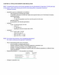 RENR 205 Study Guide - Midterm Guide: Aspilia, Toxoplasmosis, Phloem