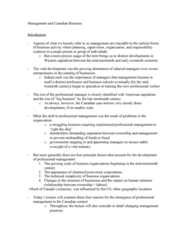 MGMT 1030 Lecture Notes - Lecture 10: Sole Proprietorship, Occupational Safety And Health, Canadian Business