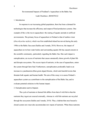 GEOG1220 Midterm: geog essay outline