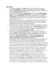 MPS 301 Study Guide - Final Guide: Picture Post, Dream Interpretation, John Heartfield