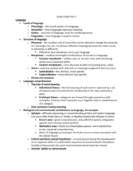 PSY BEH 11B Study Guide - Midterm Guide: Habituation, Language Development, Lateral Sulcus