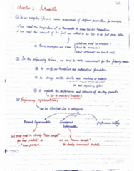 MECH 262 Lecture Notes - Lecture 1: Jesa, Senser, Tempeh