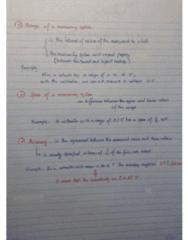 MECH 262 Lecture Notes - Lecture 3: Aith, Market Risk, Pressure Sensor