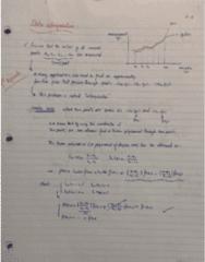MECH 262 Lecture 8: Statistics Lecture-S8 Handout