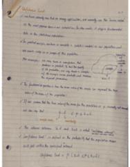 MECH 262 Lecture Notes - Lecture 11: True Value, Telomerase Reverse Transcriptase, Random Variable