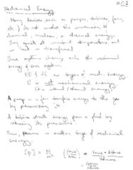 MECH 240 Lecture Notes - Lecture 5: Selenium, Kilowatt Hour, Fairy
