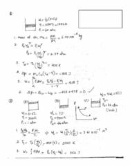 MECH 240 Final: Homework 4 Solution