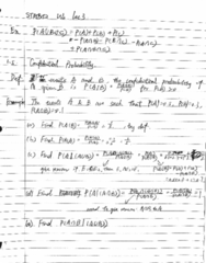 STAB52H3 Lecture Notes - Lecture 3: List Of Post-Nominal Letters