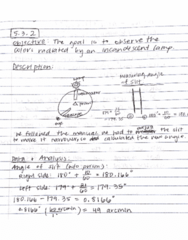 PHYSICS 3LC Lecture Notes - Lecture 5: Blood Orange, Gas Lighting, Organization Of Ukrainian Nationalists