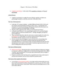 PSYB57 Midterm: PSYB57-Chapters 1-5