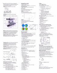 MECHENG 4Y03 Study Guide - Midterm Guide: Basic Education Certificate Examination, Opata Language, Volumetric Flow Rate