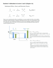 CHEM 22200 Lecture Notes - Lecture 3: Retrosynthetic Analysis, Ketone, Ion