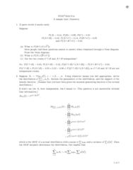 STAT 3100 Study Guide - Final Guide: Venn Diagram, Beta Distribution, Inference