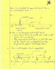 MECHENG 2D03 Midterm: Midterm review notes