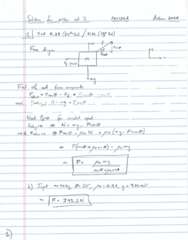 PHYS 13100 Chapter Notes - Chapter 5: Royal Electrical And Mechanical Engineers