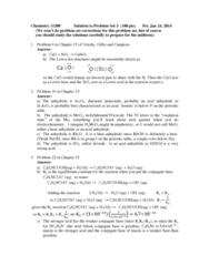 CHEM 11200 Chapter Notes - Chapter 3: Sodium Hydroxide, Chch-Dt, Chief Operating Officer