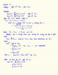 STAT333 Lecture Notes - Lecture 17: Katholieke Radio Omroep
