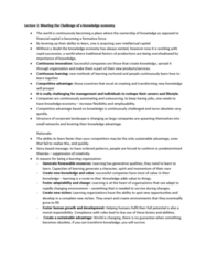MGMT 1000 Study Guide - Midterm Guide: Problem Solving, Stress Management, Learning Organization