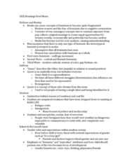 WMST 101 Chapter Notes - Chapter assorted: Third-Wave Feminism, Marxist Feminism, Hillary Clinton