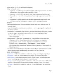 BIOL 3050 Chapter Notes - Chapter 22: Neural Crest, Vagus Nerve, Neural Tube