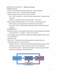 BIOL 3050 Lecture Notes - Lecture 15: Morris Water Navigation Task, Nmda Receptor Antagonist, Nmda Receptor