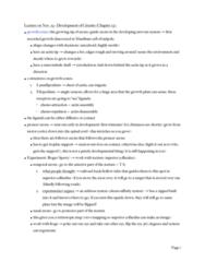 BIOL 3050 Chapter 23: biol lecture nov. 19:ch. 23