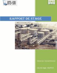 PmP612s Lecture 4: rapport de stage