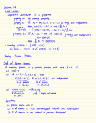 STAT 333 Lecture 28: STAT 333 Lecture 28 Spring 2016