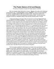ARTH 105 Lecture Notes - Lecture 1: Sigmund Freud