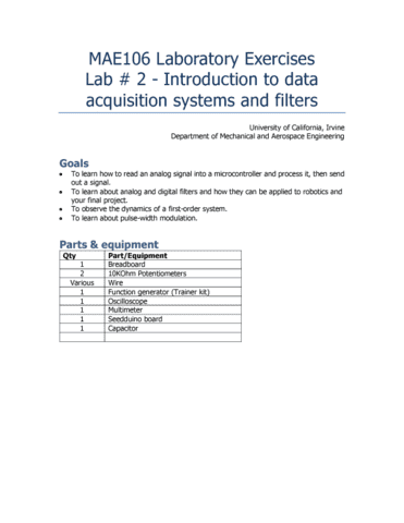 engrmae-106-lecture-3-mae106-s2016-lab2