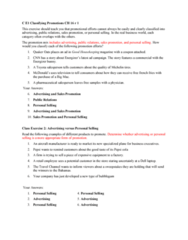 BUS 361 Chapter Notes - Chapter 16: Good Housekeeping, Energizer Bunny, Quaker Oats Company