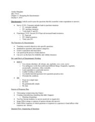 MK 370 Lecture Notes - Lecture 11: Qualtrics, Winn-Dixie