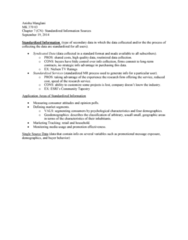 MK 370 Lecture Notes - Lecture 7: Nielsen Ratings