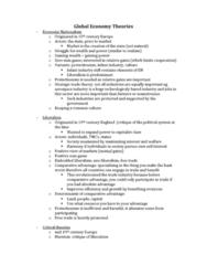 POLSCI 2J03 Final: Final Study Guide