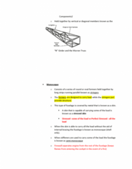 AVIA102 Chapter Notes - Chapter 1: Stressed Skin, Monocoque, Fuselage